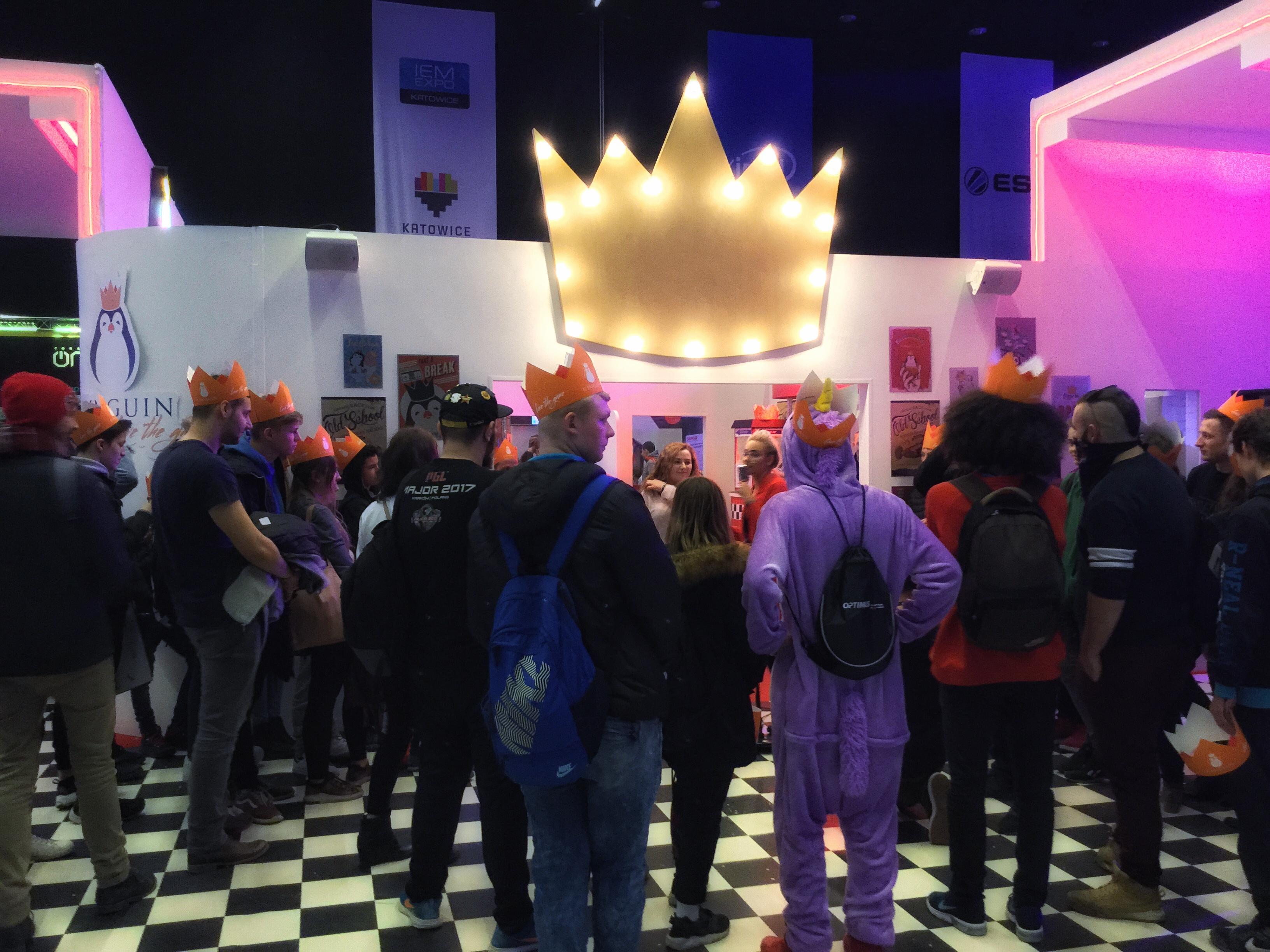 Stoiska na IEM Katowice 2018, które zasługują na wyróżnienie: subiektywny ranking