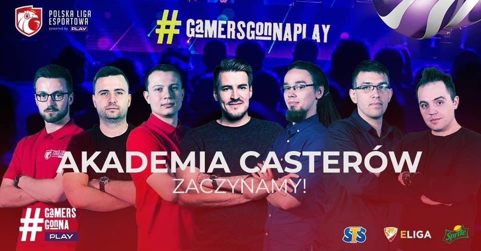 Startuje Akademia Casterów od Polskiej Ligi Esportowej