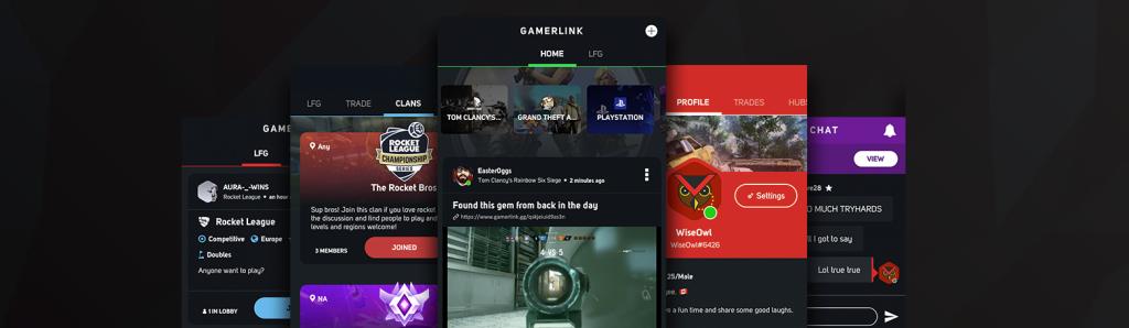 Gamer link